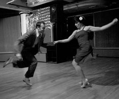 Swing Dance- Lindy Hop