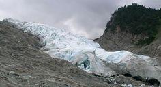 Le glacier des Boussons, Haute-Savoie