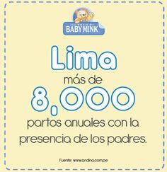 #Lima #parto #padre #estadística