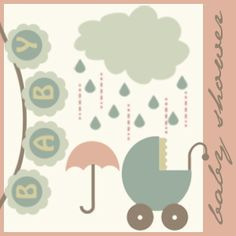 baby photoshop brush set - free! - this would be good for baby shower invites or a blog templet