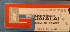 INPUT FRONTON Guernica Jai-Alai - Foto 1