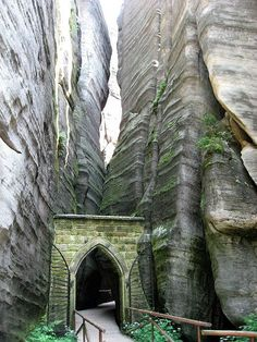 Adršpašsko Teplické skaly
