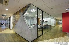 Design by M Moser Associates | Office Space | Pinterest
