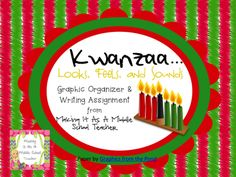 Classroom Freebies Too: Kwanzaa...Looks, Feels, and Sounds