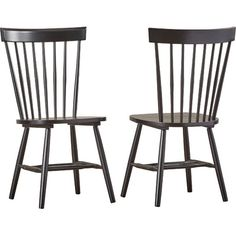 August Grove Zoie Spindle Back Side Chair