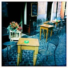 Rome / wine bar
