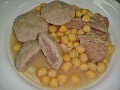 Maryam's Culinary Wonders: 411. Iraqi Kubba Yachni Tashreeb