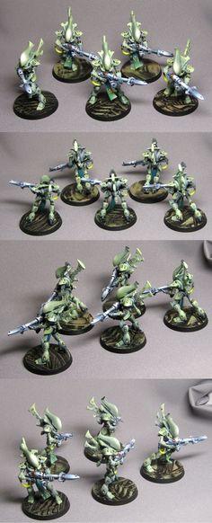 40k - Eldar Wraithguard