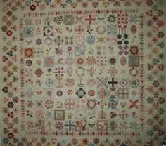 Stonefields quilt by Susan Smith.  Supergoof Quilts