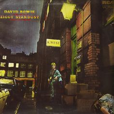 David Bowie- The Rise and Fall of Ziggy Stardust and the Spiders From Mars