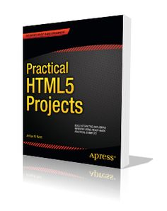 Practical HTML5 Projects Cover Image