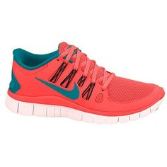 new arrival ad076 0314b Nike Free 5.0 Running Shoe   bright grape white violet shield legion red  Nike