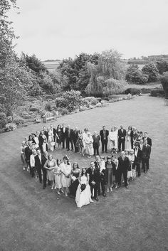 love this idea for family and wedding party!!