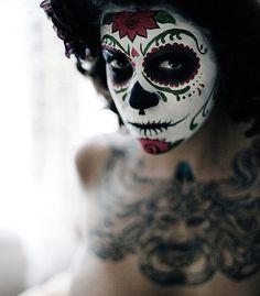 sugar skulls   tumblr_kr7y3eQHfD1qzjefho1_500