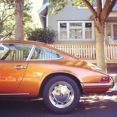 Porsche 912 / photo by drsmoothdeath