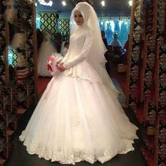 ee99d09c134c 31 Best Muslim Wedding Gowns images | Alon livne wedding dresses ...