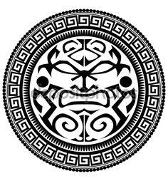 Download - Polynesian tattoo — Stock Illustration #73897279