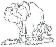 Pritnabel Disney Baby Tarzan coloring page - Printable Coloring ...