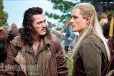 Le Hobbit 3 : découvrez la première image de Legolas – Critiques littéraires : Actualité livres | MyBOOX