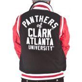 Clark Atlanta University urban varsity jacket #men