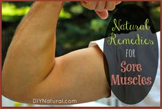 Ease Sore Muscles Naturally With These Remedies Get sore muscle relief naturally by employing these home remedies for sore muscles. Thankfully there are many natural ways to ease your pain and discomfort. Natural Health Remedies, Home Remedies, Natural Cures, Remedy For Sore Muscles, Sore Muscle Relief, Natural Pain Relief, After Workout, Alternative Health, Inevitable