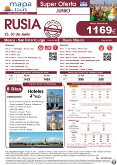 OF Rusia salidas Junio **Precio Final desde 1169** ultimo minuto - http://zocotours.com/of-rusia-salidas-junio-precio-final-desde-1169-ultimo-minuto-9/