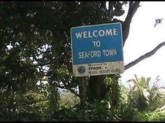 German town Jamaika verloren Geschichte von Seaford Town Jamaika