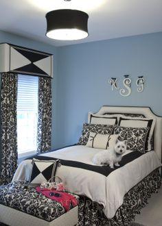 Room designed by Heidi Sowatsky & Alisa Lankenau