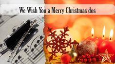 Partitura We Wish You a Merry Christmas dos Flauta Traversa