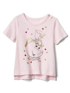 Beauty And Beast Kids Clothing Girls Disney Pixar Classic Cute Official NWT