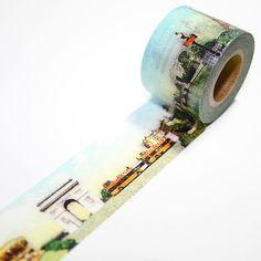 Masté Multi Paris France Washi Tape Japanese by TheLovelyDesk
