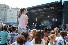 You'r in: een kidsfestival op het strand met muziek, springkastelen en vooral veel fuuuun! Laatste week van juni op het strand van Oostduinkerke.
