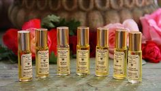Heavenly natural purfumes