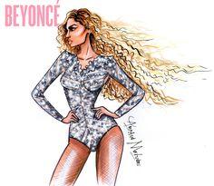 Beyonce - The Holy Trinity - by Armand Mehidri