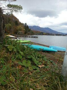 Lake Nojiri, Nagano, Japan
