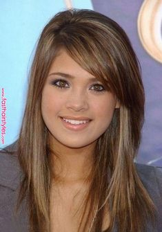 Layered Hair With Fringe Styles The Layered Hair With Fringe Styles can become your desire when thinking of about Daily Hairstyle. When publishing this Layered Hair With Fringe Sty. Choppy Long Layered Haircuts, Long Angled Bob Hairstyles, Long Bob Haircut With Bangs, Layered Hair With Bangs, Side Bangs Hairstyles, Fringe Hairstyles, Cool Hairstyles, Layered Hairstyles, Bob Haircuts