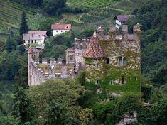 Brunnenburg Castle, Italy