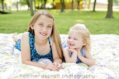 Love this sister session.