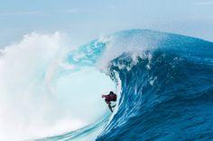 Gabby Wins Fiji, World Title Race Sizzles #surf