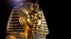 Ausstellung Tutanchamun: Im Grab des Pharaos sollen weitere Kammern versteckt sein. (Quelle: dpa)