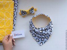 Купить Набор галстук бабочка и платок на шею - одежда для детей, для младенца…