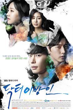 """DOCTOR STRANGER: Park Hoon (Lee Jong Suk) es secuestrado junto a su padre para ser llevados a Norcorea. Se convierte en médico cirujano y luego escapa a Surcorea. A pesar de ser un genio y trabajar en uno de los mejores hospitales, no es catalogado como un médico oficial porque ser un """"extranjero"""". Para traer a su 1er amor Song Jae Hee (Jin Se Yun) de Norcorea, hace lo que sea por dinero. Conoce una anestesista, Han Seung Hee, que posee la misma cara que Jae Hee, pero con 1 misteriosa…"""