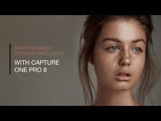 Start to Finish Portrait Retouching with Capture One Pro | Fstoppers