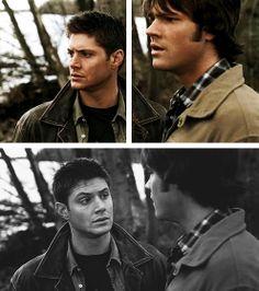 [gifset] 1x20 Dead Man's Blood #SPN #Dean #Sam