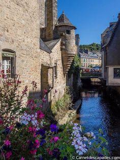 visiter-quimper-bretagne France Photography, Travel Photography, Places To Travel, Places To Go, Photo Bretagne, Belle France, Australia Travel Guide, Costa, Brittany France