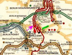 Kartengrundlage 1943