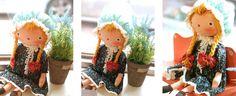 Diy Handmade doll by  tteuran