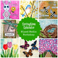 The magicof springtime is in the air! Flowers are blooming, songbirds are singing, bees are buzzing, The whole earth displays the splendor of the Lord! No