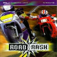Road Rash 2002 Game Download Works on Windows 8 & 7 / XP