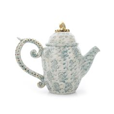 Somebody please get me this for my tea set collection! So pretty!